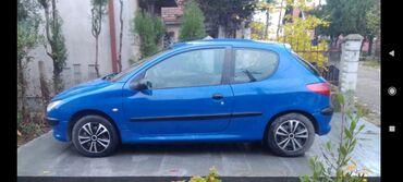 Vozila - Srbija: Peugeot 206 kompletan auto u delovima po vrlo povoljnim