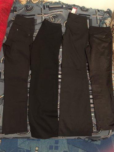 мужские черные брюки в Кыргызстан: Брюки черные классические женские различных фасонов в отличном состоя
