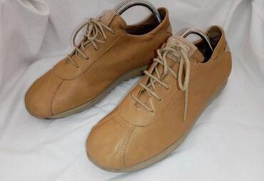 Original Camper kožne cipeleBroj 40Unutrašnje gazište 25,5cm.Boja bež