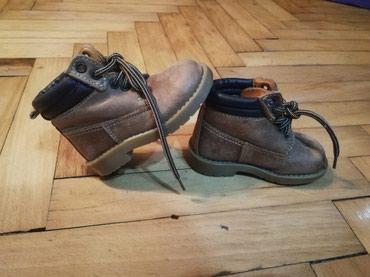Dečija odeća i obuća - Valjevo: Cipele kanadjanke. Broj 19