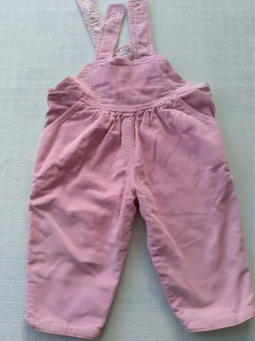Somotne pantalone za devojcicu. Vel. pise za 2 god. Ocuvane, bez - Prijepolje