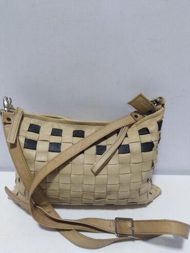 Kožna vrhunska torba,prirodna fina mekana,kvalitetna 100%koža,prelep