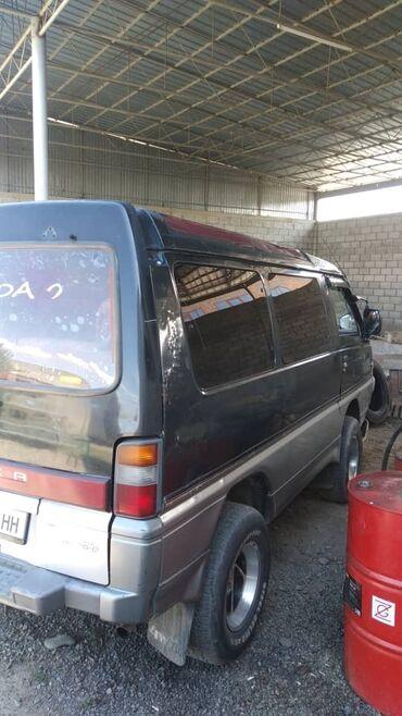 Транспорт - Чон Сары-Ой: Mitsubishi Delica 2.5 л. 1991