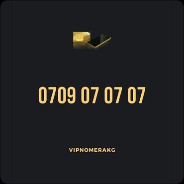 sim karta dlja iphone 5 в Кыргызстан: 0709 07 07 07🔥 Крутой номер!Список номеров 🔝👇🏻0501080808 -