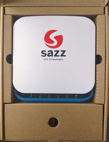 sazz ix380 - Azərbaycan: SAZZ LTE, Simsiz İnternet CPE8102
