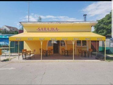 Prodajem Kafic sa celim inventarom na Kvantaskoj pijaci u Subotici - Subotica