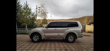 автомобильные шины для внедорожников в Кыргызстан: Mitsubishi Pajero 3.5 л. 2003