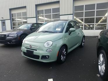 Fiat 500 1.4 l. 2016 | 6741 km