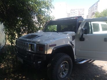 Hummer в Бишкек: Hummer H2 6 л. 2005 | 2222222 км
