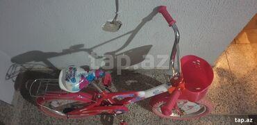 Winks model Uşaq velosipedi Ela veziyetde velosiped satilir. Ölçüsü 16