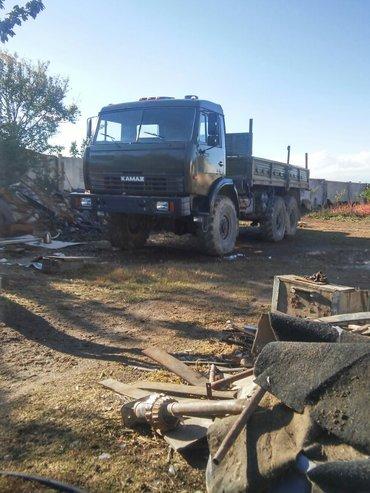 Камаз 4310 Военный в отличном состоянии в Каракол - фото 2