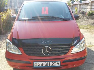 бусы турмалиновые в Азербайджан: Mercedes-Benz Vito 2.2 л. 2010 | 375000 км