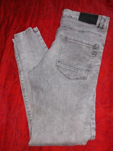 Muška odeća   Cacak: Farmerke PULL &BEAR muške vel.34u super stanju pull &
