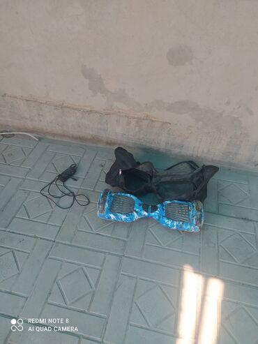 Спорт и отдых - Кыргызстан: Гироскутер комплект зарядка и сумка
