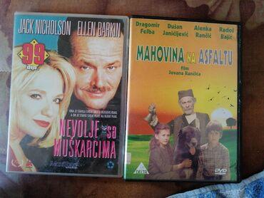 Knjige, časopisi, CD i DVD | Ivanjica: Oba za 400