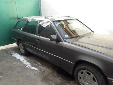 Mercedes-Benz в Кызыл-Суу
