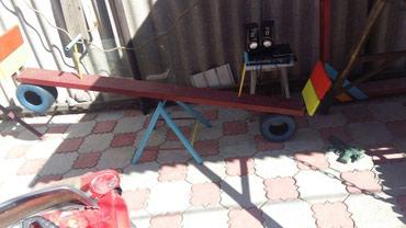 Продаю детские качели в Бишкек