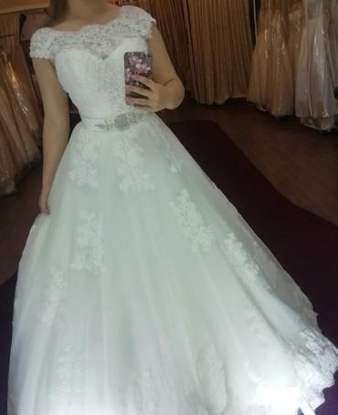 Продаю свадебное платье. Одевала 1 раз на свою свадьбу. Платье на
