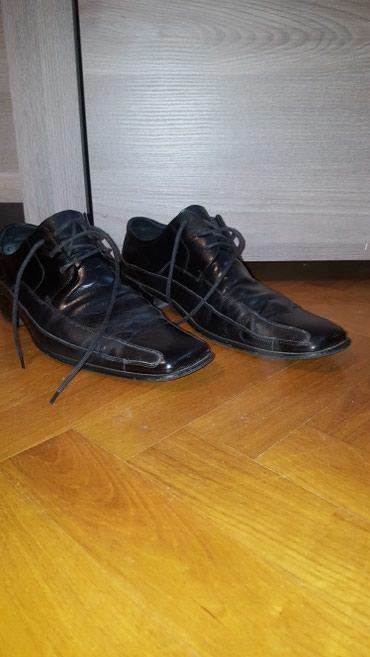 Elegantne muske cipele. Imitacija koze. Broj 44. - Vrsac