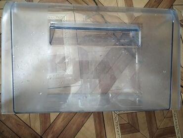 купить-компрессор-от-холодильника в Кыргызстан: Б/у Двухкамерный Серый холодильник