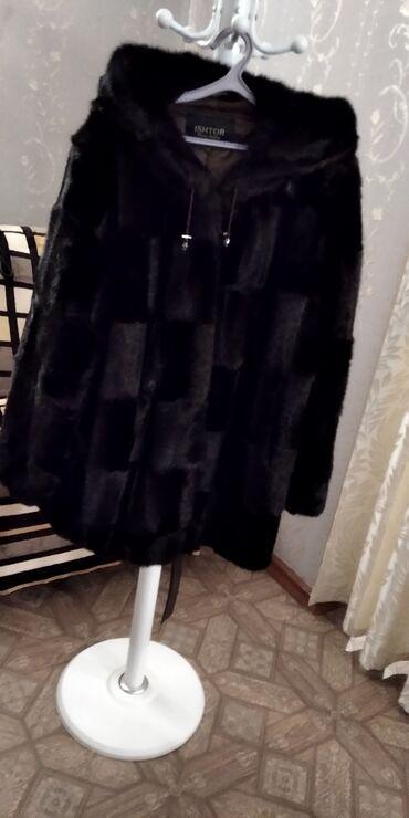 платье футляр 50 размер в Кыргызстан: Искусственная шуба . Б.у размер 48,50. Коричневый