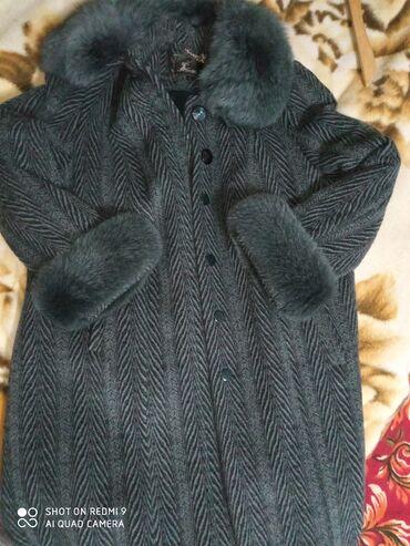 Продаётся женское пальто, со съёмным тёплым подкладом. 52 размер. В