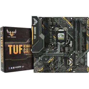 материнские платы 2 в Кыргызстан: Asus tuf b360m-plus gamingпродаю материнскую плату под процессоры 8 и