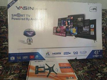 Тотальная распродажа Tv Yasin Smart TV+android. в Бишкек
