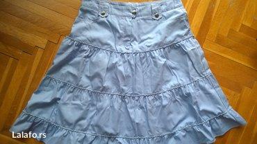 Mona suknja vel. 42 novo - Lajkovac