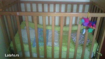 Krevetac je koristilo jedno dete, vrlo kratko, jer se ubrzo uselio kod - Belgrade