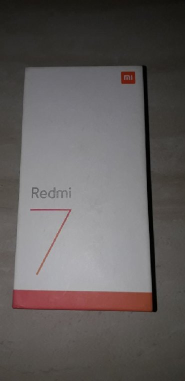 Xiaomi redmi 7 (box only)! (Losten phone) (Τιμή συζητίσιμη)