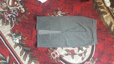 юбка карандаш на высокой посадке в Кыргызстан: Теплая юбка- карандаш размер s цена 300 обмен не предлагать