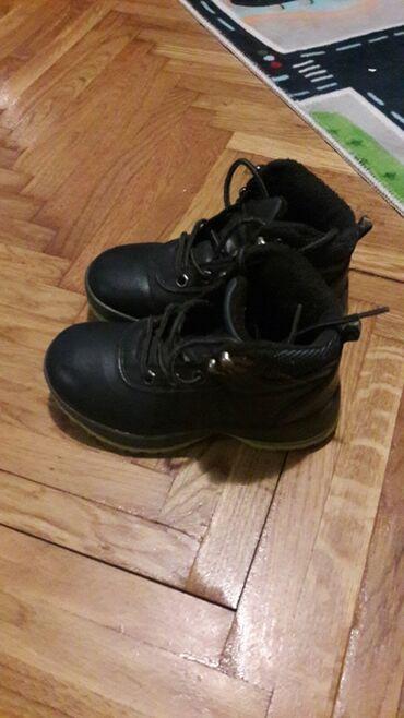 Dečije Cipele i Čizme - Sivac: Zimska obuća za dečake br.29