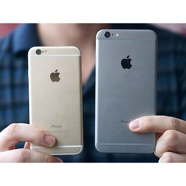 touch 6 в Кыргызстан: Новый iPhone 6