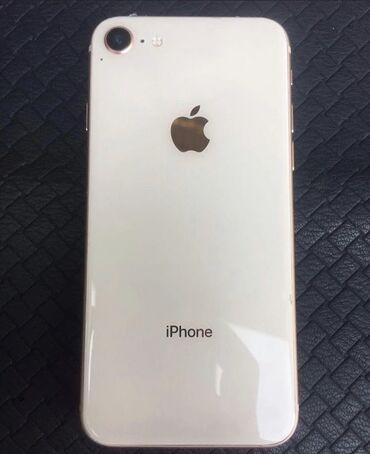Apple Iphone - Azərbaycan: IPhone 8 64 GB Qırmızı