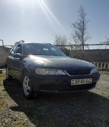 vectra - Azərbaycan: Opel Vectra 1998