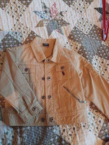 Детский мир - Чон-Таш: Курточка детская на 3- 4года в идеальном состоянии