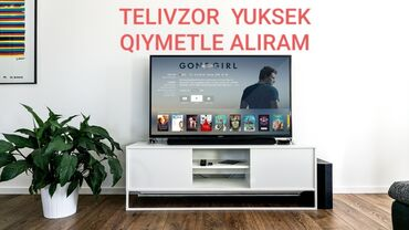 ТВ и видео в Азербайджан: Telivizor unvandan aliram