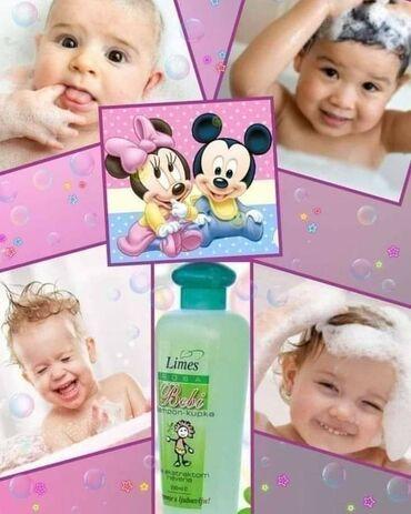 Baby šampon kupka  Kada beba stigne iz porodilišta, jedna od prvih dil