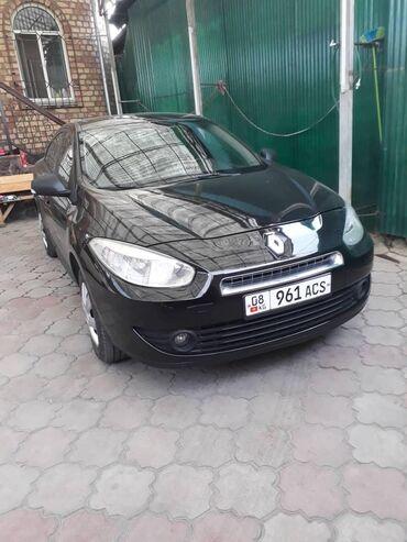 Renault - Кыргызстан: Renault Fluence 1.6 л. 2012 | 260 км