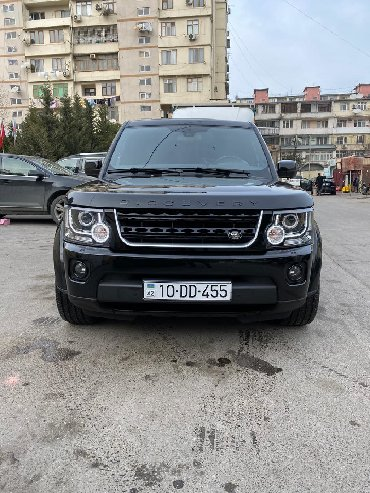 Land Rover Discovery 0.5 l. 2012 | 89000 km