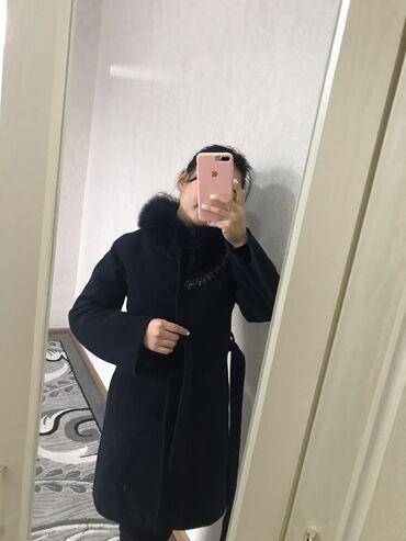 Классный пальто натуральный мех надевала честно 4раза   цвет темно с