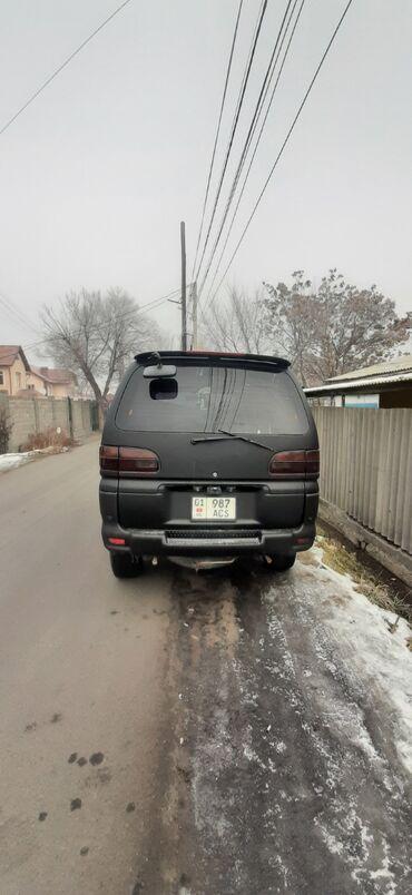 Минивен авто - Кыргызстан: Mitsubishi L400 2.8 л. 1994 | 300000 км