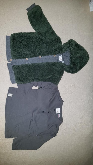 Zara jaknica novo za bebu i majica bodi isto Zara sve za 1000 potpuno - Loznica