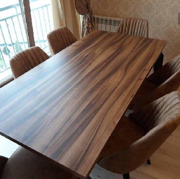 yeni stol stul modelleri в Азербайджан: Stol stullar masa ve oturacaq desti orginal versiya fabrik istehsali