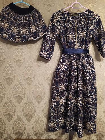 платье мама и дочь в Кыргызстан: Платье дочка мама на 3-4годика, 44раз