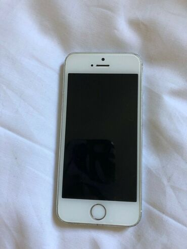 Apple ME433B/A iPhone 5s 16GB 8 MP 1.3 GHz Smartphone (Unlocked) -