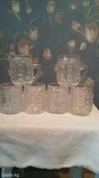 новые хрустальные чашки в Лебединовка