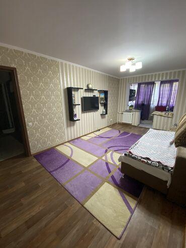 продам мебель бу in Кыргызстан | МЕБЕЛЬНЫЕ ГАРНИТУРЫ: 104 серия, 2 комнаты, 43 кв. м Теплый пол, Без мебели, Не затапливалась