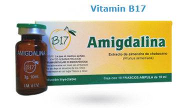 Vitamin b17 kao preventiva - Backa Palanka